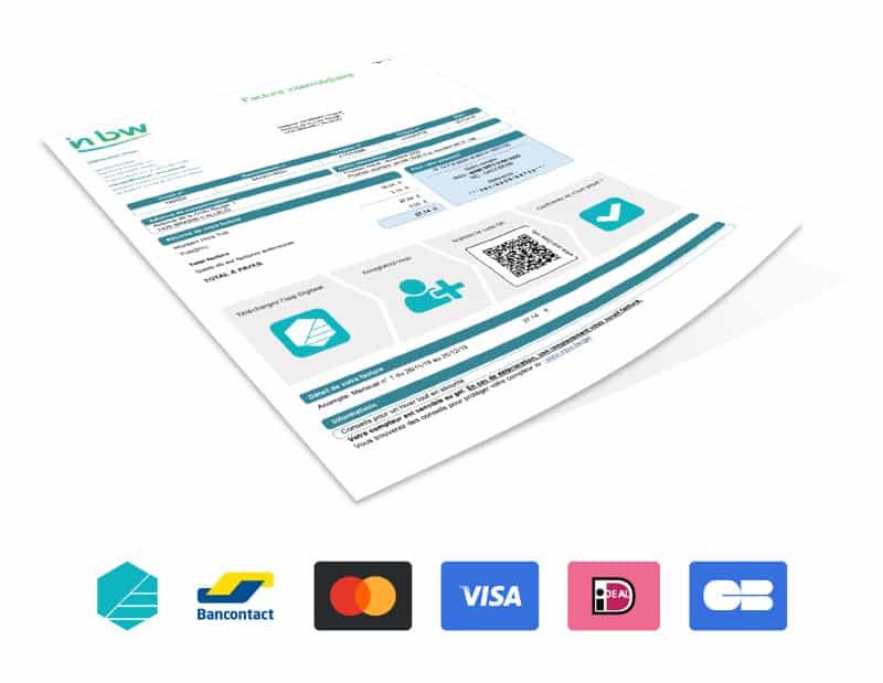 Digiteal payment methods